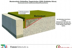 ChildsPlay Betonkeil